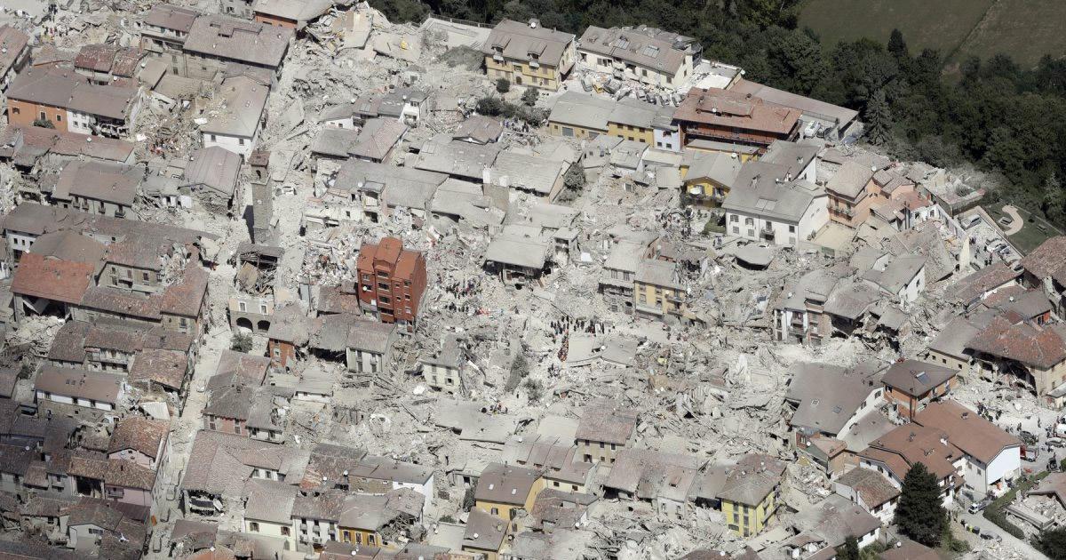 Terremoto centro-Italia: il Consiglio dei Ministri approva il Decreto/Vademecum