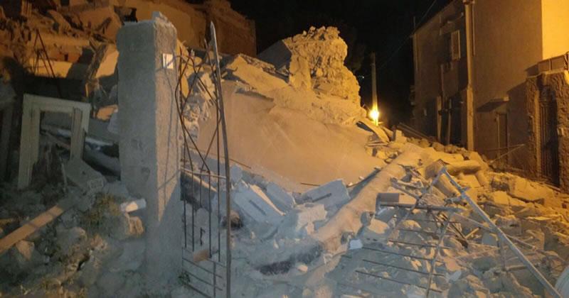 L'Italia condona, il terremoto no
