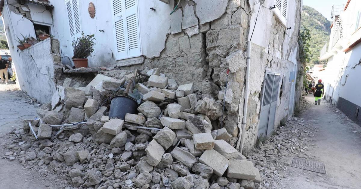 Calamità naturali, da Inarcassa provvedimenti per Ischia e Livorno