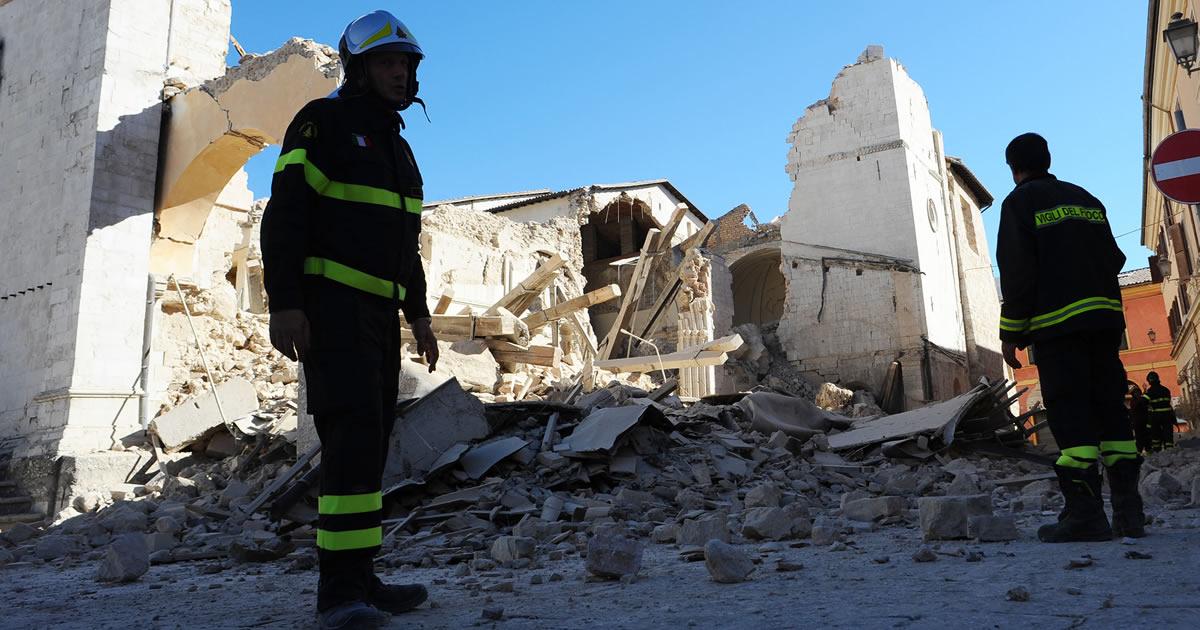 Terremoto centro Italia, altri 29 milioni di euro per il recupero di 111 chiese