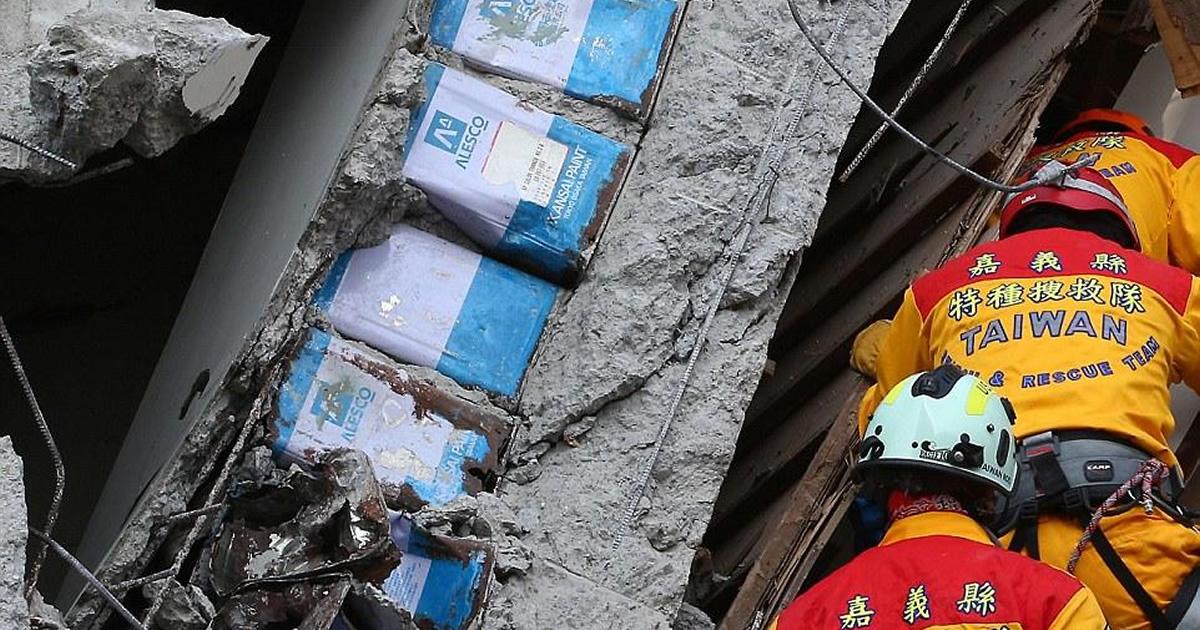Taiwan, cosa ho imparato dal terremoto