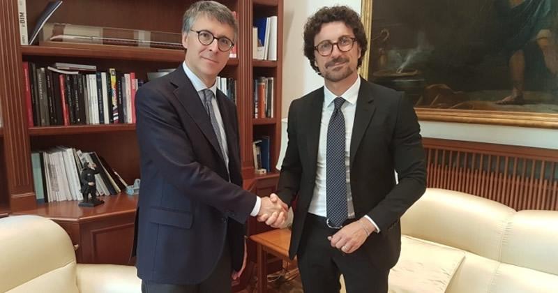 Danilo Toninelli (MIT): 'Cercheremo la massima collaborazione con Anac'