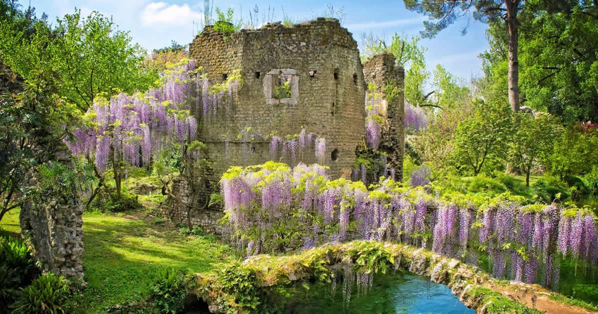 Lazio approvata legge per valorizzare ville e giardini di for Arredo ville e giardini