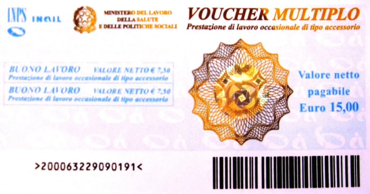 Abrogazione di norme su voucher e appalti pubblici: Decreto-legge sulla Gazzetta ufficiale