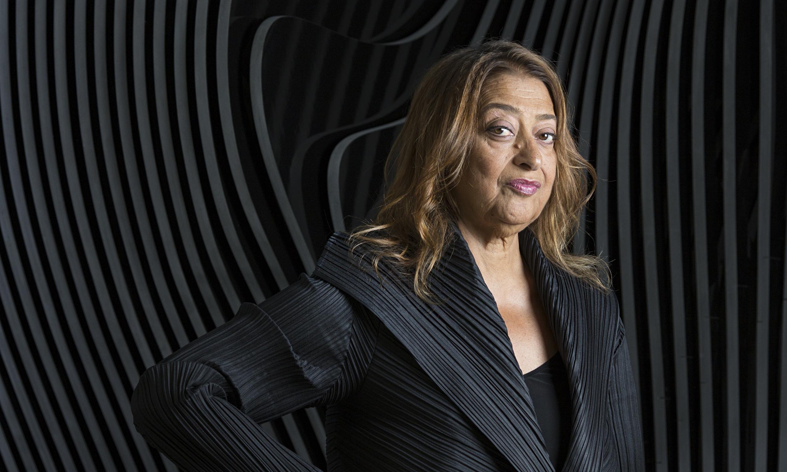 Il mondo piange la scomparsa di zaha hadid - Hadid architetto ...