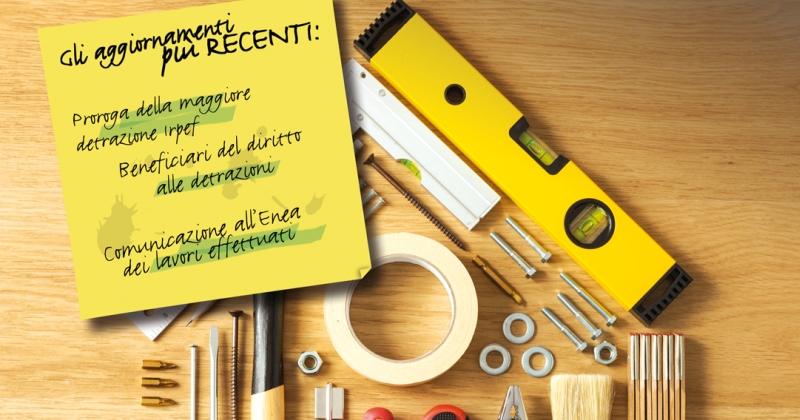 Agenzia delle entrate: Aggiornate le guide su Bonus ristrutturazioni ed Ecobonus