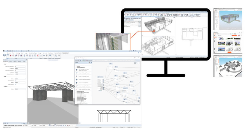 Allplan presenta un importante aggiornamento della sua soluzione bim per l'architettura e l'ingegneria