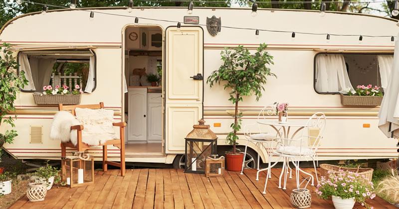 Camper, roulotte e case mobili: Per i privati è reato ancorarle al suolo senza permesso di costruire