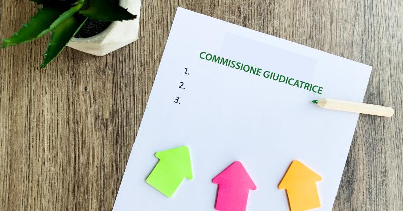 Commissione giudicatrice: eventuale incompatibilità da valutare di volta in volta