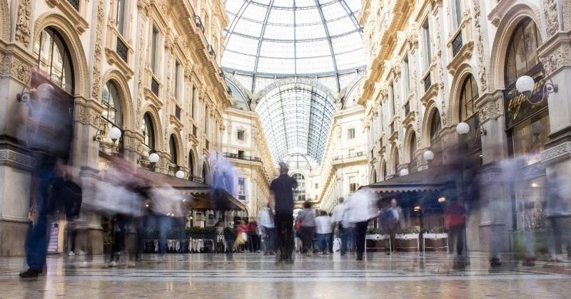 Compravendite negozi: Trend positivo nel 2018: +4,6%
