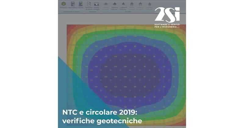 Verifiche Geotecniche con NTC 2018 e Circolare 2019