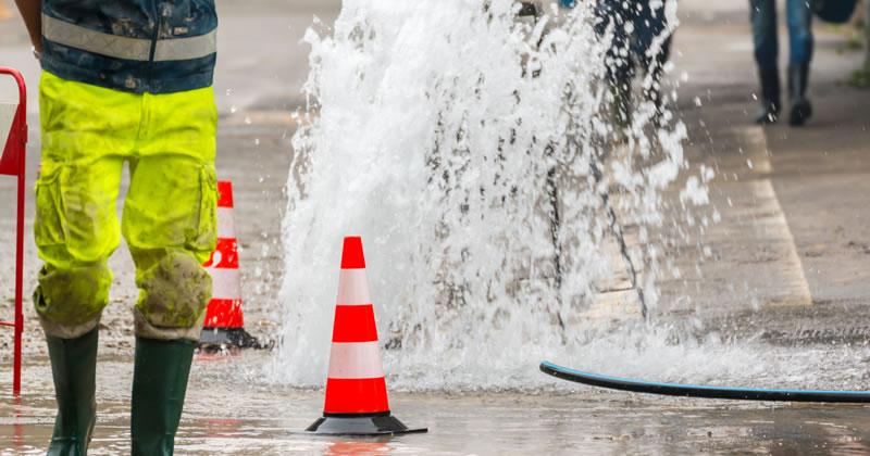 Reti idriche: le verifiche delle tubazioni per i lavori di manutenzione o di sostituzione