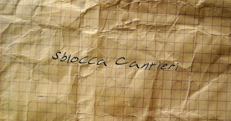 Sblocca Cantieri: in chiaroscuro il commento di Fondazione Inarcassa