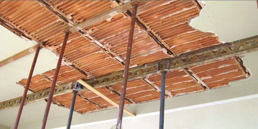 Miglioramento strutturale del solaio: ora è possibile intervenire a secco con il controsolaio