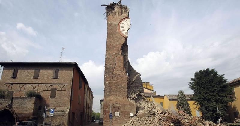 Terremoto Emilia 2012: i numeri della ricostruzione dopo 7 anni