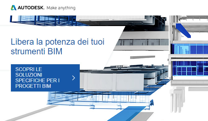 Libera la potenza dei tuoi strumenti BIM. Scopri le soluzioni specifiche per i progetti BIM